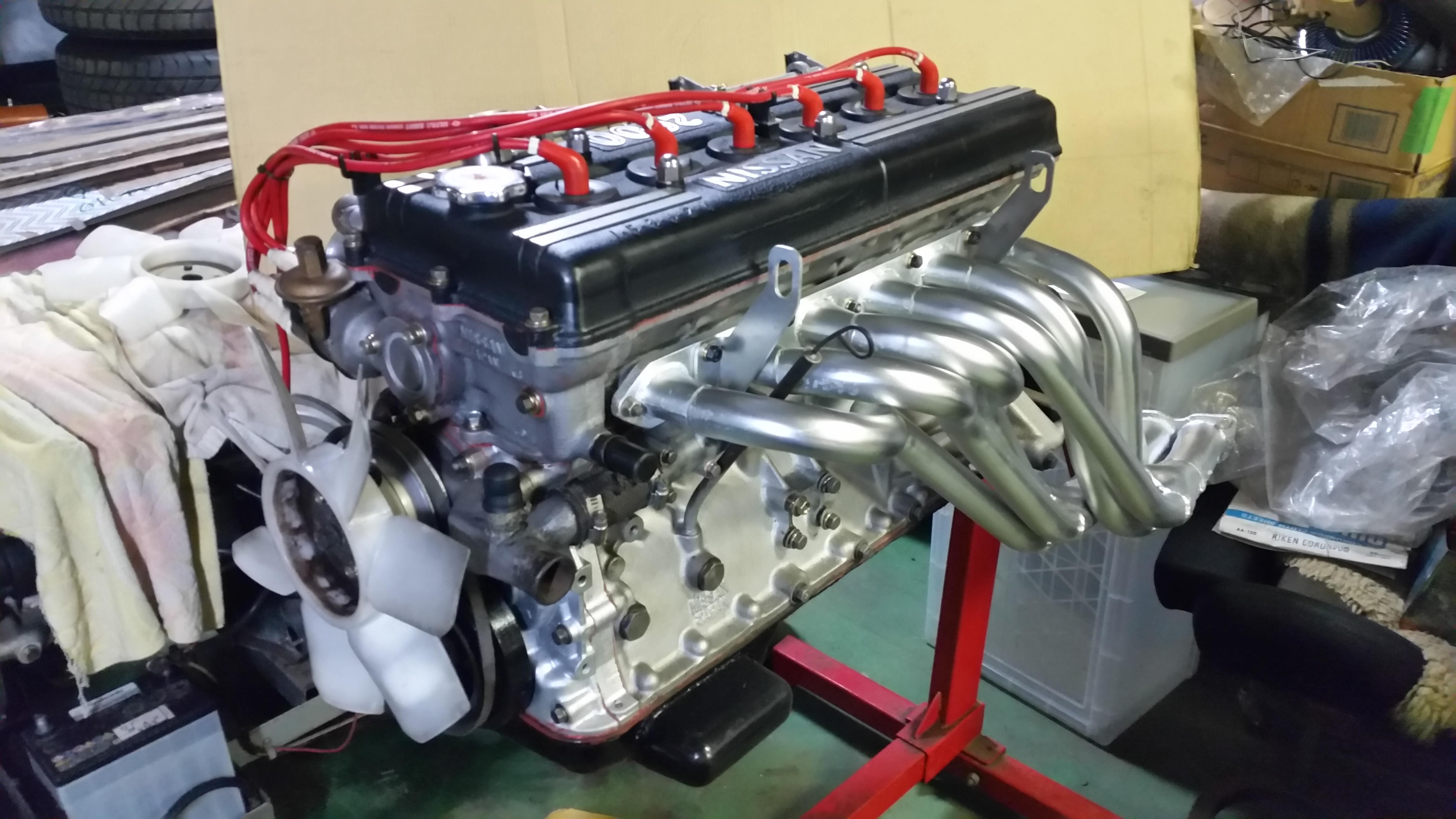 S20 エンジン